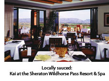 Sheraton Wildhorse Pass Resort Spa