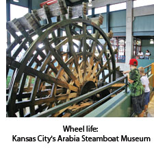 Kansas City's Arabia Steamboat Museum
