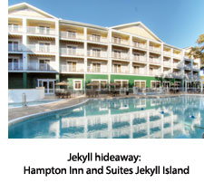 Hampton Inn and Suites Jekyll Island