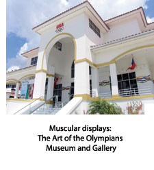 Art of the Olympians Museum and Gallery