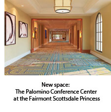 The Palomino Conference Center at the Fairmont Scottsdale Princess
