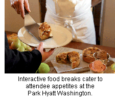 Park Hyatt interactive culinary event