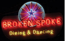 Broken Spoke dance hall