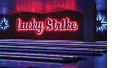 Lucky Strike Lanes at L.A.