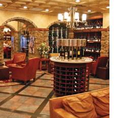 The Wine Room on Park Avenue