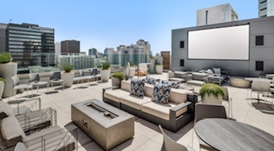 Carte Hotel Curio Collection San Diego Rooftop