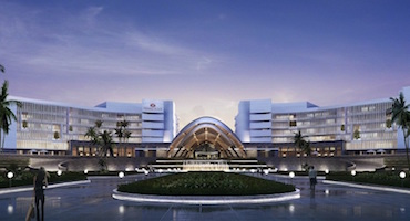 Fiji's Largest Hotel Is Under Construction: Meetings & Conventions