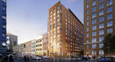 Marriott Plans Dual Branded Hotel In Downtown Louisville