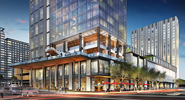 Construction Begins on Omni Boston Seaport Hotel: Meetings & Conventions