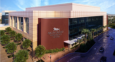 MGM Grand Conference Center Expansion.