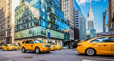 Nyc Moves To Rein In Ride Share Companies Like Uber With Cap On New