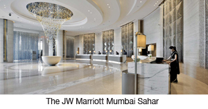 The JW Marriott Mumbai Sahar